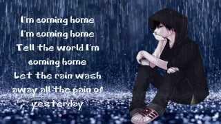 Nightcore - I'm coming home with Lyrics - YouTube