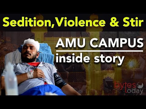 Download Sedition Violence And Stir | AMU Campus | Inside Story HD Mp4 3GP Video and MP3