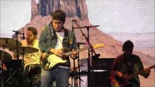 John Mayer - Can't Find My Way Home - Darien Lake Corfu, NY - August 13, 2013