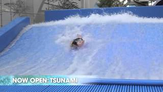 Introducing World Waterpark's Newest Attraction – Tsunami