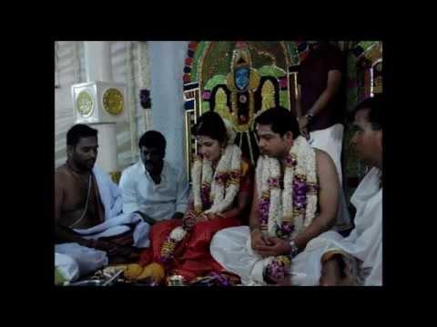 Vijay TV  Anchor Divyadarshini DD Weds Srikanth Marriage Video