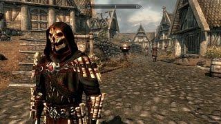 Skyrim: Обзор модов: Броня Тёмных ящеров, и косы из игры Darksiders 2