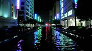 Downtown Houston Light Rail Time Lapse High Quality Mp3