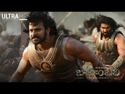 Baahubali - The Beginning (Telugu   4K with English Subtitles)