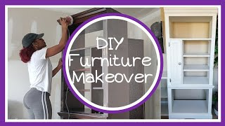 DIY Glam Furniture Makeover✨ || Kreatyve Laydiiee