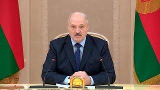 Лукашенко: если не будет препятствий, российского рынка Беларуси хватит навсегда