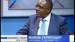 Nairobi Expressway project to cost 62.2 billion: Interview part one