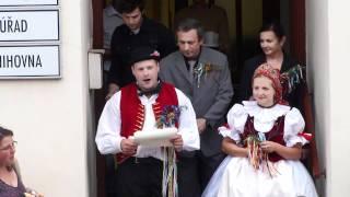 preview picture of video 'Lelekovice Hody 25.9.2010 - Hodové právo'