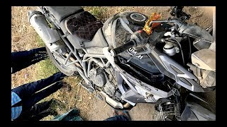 TIGER's WORST ACCIDENT | TOTAL LOSS Beyond Repair