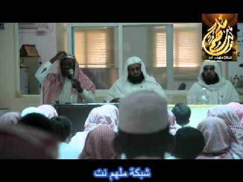 زيارة الشيخ صالح الحمودي لمجمع ملهم التعليمي 26-6-1432(3-3)