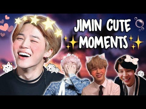 BTS Jimin Cute and Funny Moments!