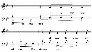 Seeking The Lost - A Cappella Hymn