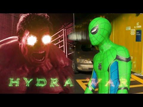 Avengers Hydra War Epic Trailer (FAN-TRAILER)