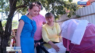 В Краснодаре врач приняла роды по телефону
