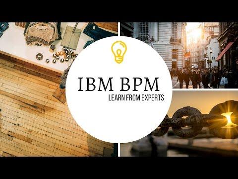 IBM BPM Training | IBM BPM Course - YouTube