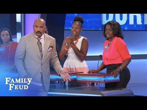 Download Good Answer Wait What Family Feud Video 3GP Mp4 FLV HD Mp3
