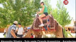 preview picture of video 'TV Zine # 333 :: Diário da Sula no Líbano parte 1 - Baalbek'
