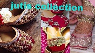 Punjabi jutis collection for girls/ladies top designers jutis