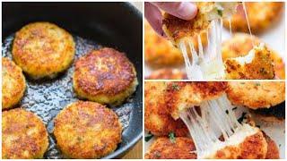 Chicken Snacks   Pizza bites   Cheese Chicken Nuggets