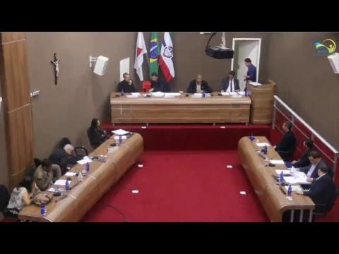 Reunião Ordinária (01/04/2019) - Câmara de Arcos