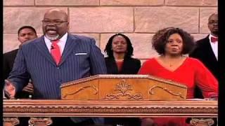 Bishop T.D. Jakes addresses the tragic passing of Whitney Houston