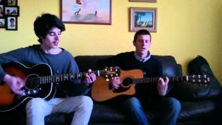 Golfa - Extremoduro (Román y Manel acoustic cover)