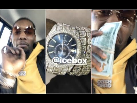 Offset Responds To Future Shows Off Rolex Only Migos Can Afford