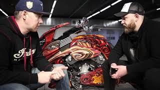 Самые Крутые мотоциклы мира! Новый шедевр от Александра Стручалина!
