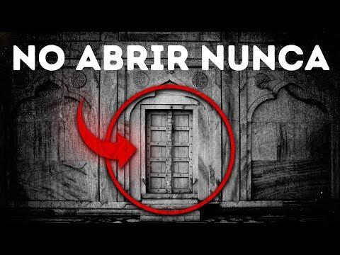 4 Puertas Que Guardan Increíblemente Bien Sus Secretos