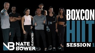 40 Minute Boxcon HIIT | Boxing Conditioning Workout