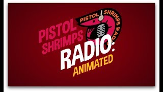 Picture of a podcast: Pistol Shrimps Radio