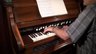 Reed Organ -- O Canada -- Canadian National Anthem