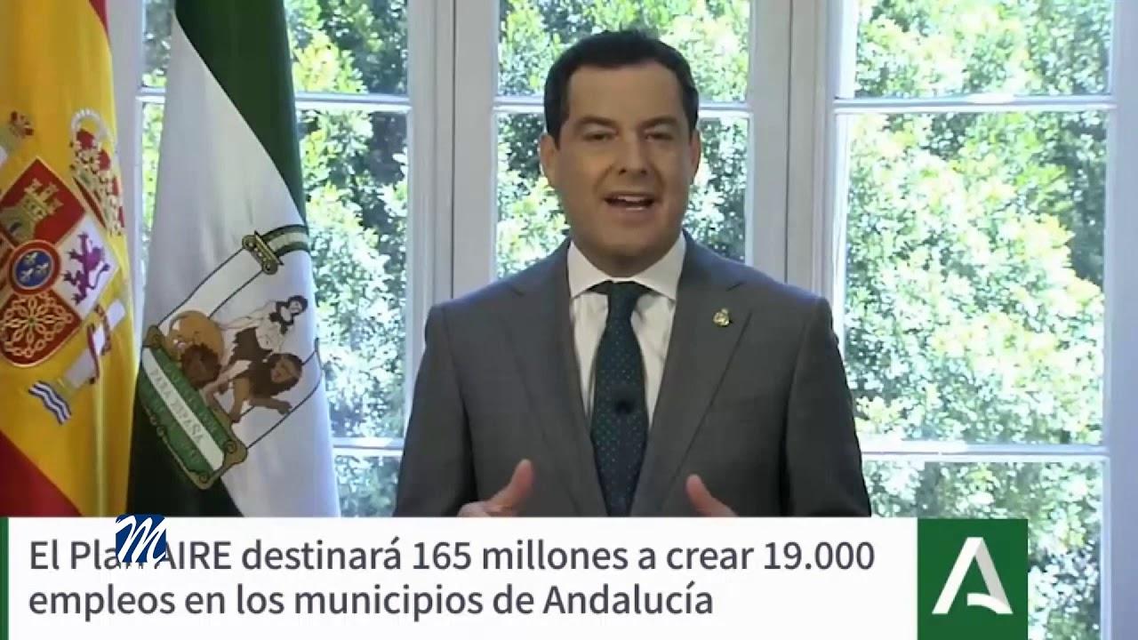 Manilva se adhiere al Plan AIRE de la Junta de Andalucía