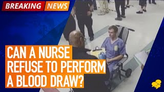 View the video When Police and Nurses Disagree Over Blood Draw Consent - Know What to Do