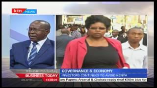 Business Today: Governance and Economy with Joshua Okumbe 14/2/2017
