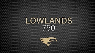 Lowlands 750 Hunting Backpack | Elevation Hunting Packs