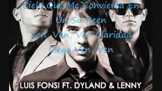 Claridad ▲(Official remix) ► Dyland y lenny Ft Luis Fonsi ◄ ♫♪ (New 2012)