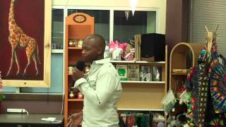 Bookworm Bakery & Cafe Presents Comedy Open MIC 09 14 2012 Video 8