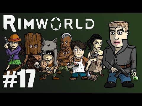 Rimworld #17 - Megafauna
