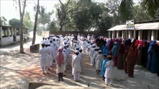 preview picture of video 'Katakhila Samadia Dakhil Madrasah assembly'