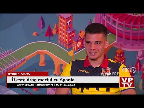 Îi este drag meciul cu Spania