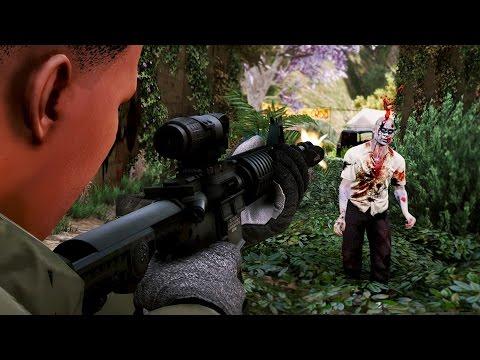 REALISTIC ZOMBIES APOCALYPSE!! (GTA 5 Mods)