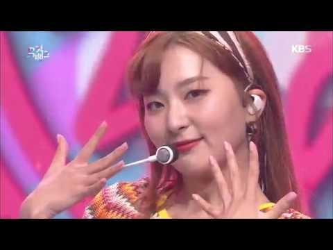뮤직뱅크 Music Bank - 음파음파(Umpah Umpah) - 레드벨벳(Red Velvet).20190913