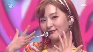 뮤직뱅크 Music Bank   음파음파(Umpah Umpah)   레드벨벳(Red Velvet).20190913