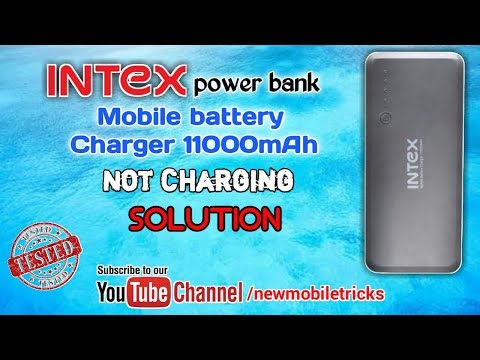 Intex Power Bank - Manufacturers & Suppliers in India