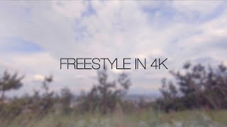 Cinematic FPV - Freestyle in 4K