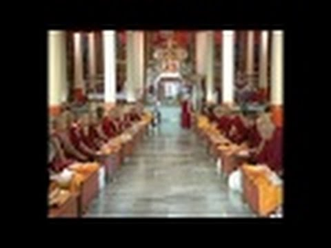 Tamdin Tsokong Hayagriva Ritual Ceremony