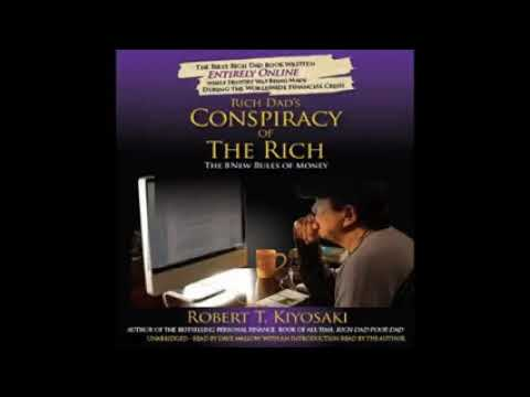 Conspiracy of the Rich – Robert Kiyosaki – Audiobook Full – YouTube [240p].flv