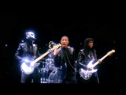 Daft Punk - Lose Yourself To Dance Feat. Pharell video