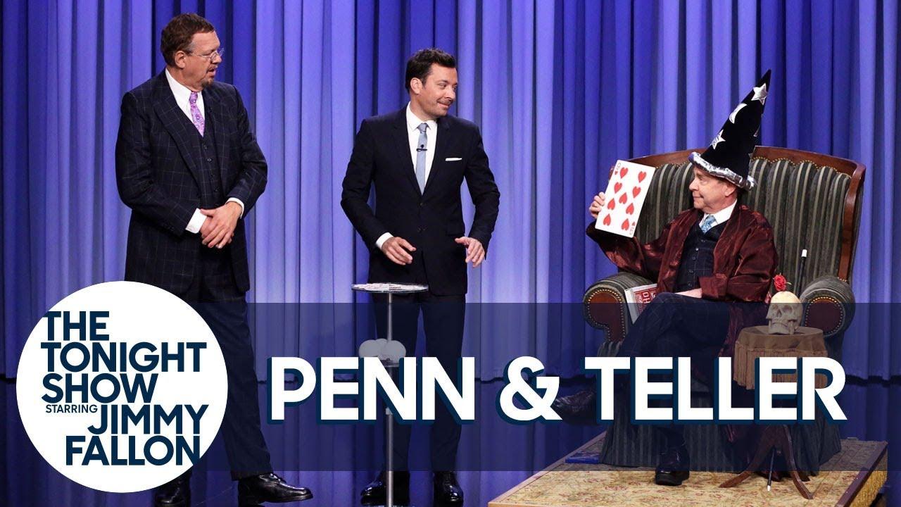 Penn & Teller Show Off a Lying, Cheating, Swindling Card Trick thumbnail